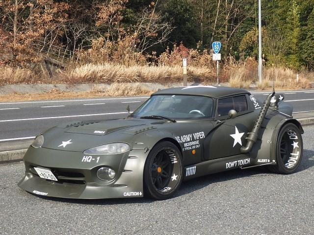「ダッジ」「ダッジ バイパー」「クーペ」「岡山県」の中古車21