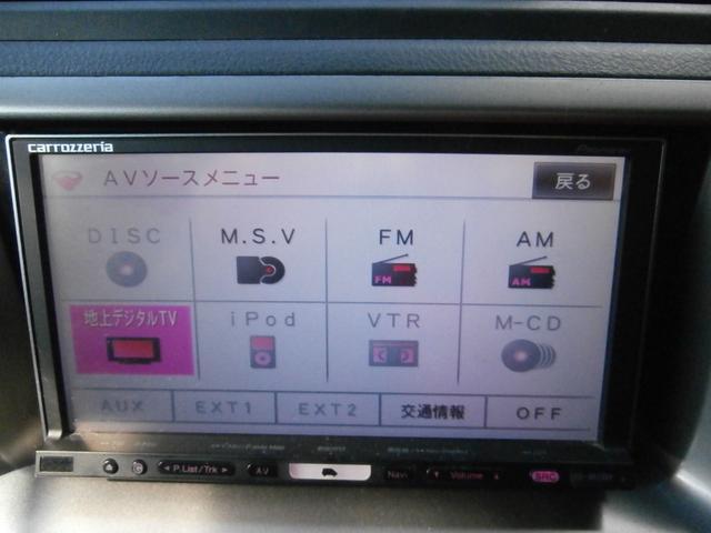 Z エアロ-Gパッケージ 外ナビTV バックカメラ ETC(10枚目)