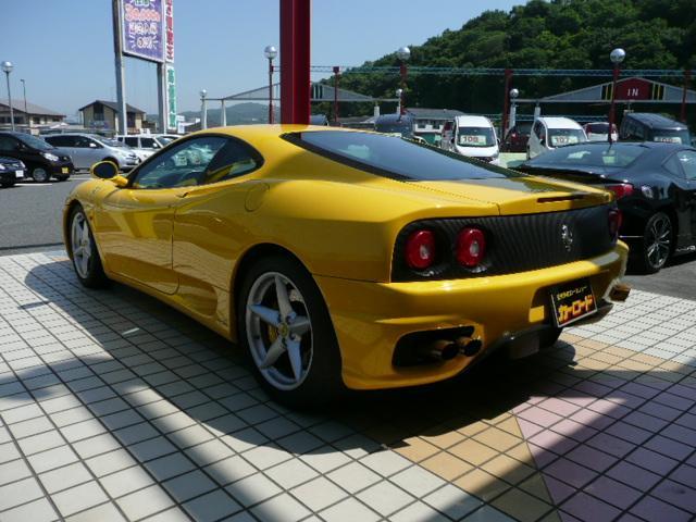 フェラーリ フェラーリ 360 モデナF1 クライスジークマフラー