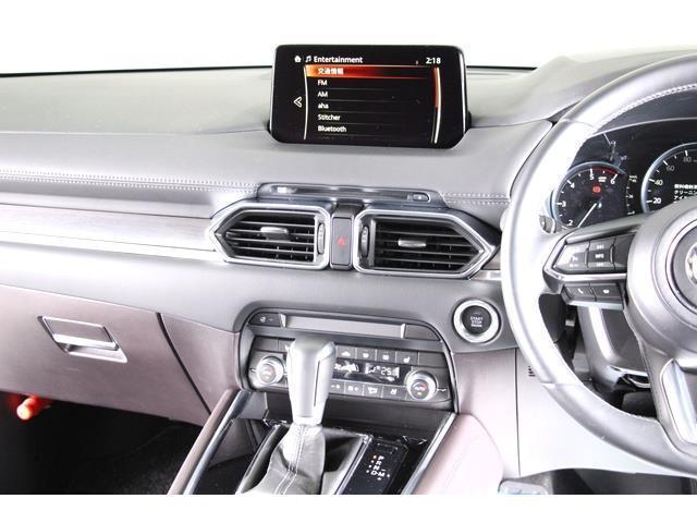 XD エクスクルーシブモード 8型センターディスプレイ DVDフルセグ 地図SD BOSE 茶革シート 360度ビューモニター パワーバックドア 前後コーナーセンサー サンルーフ 4WD ルーフレール ディーゼル LED(16枚目)