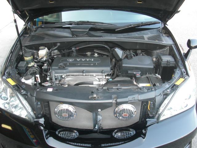 トヨタ ハリアー 240G 1オーナーID車輌 純正エアロ 18AW 保証付