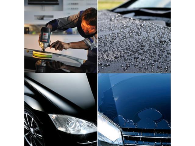 車をキレイに乗りたい方!洗車する時間がない方!必見です!☆ピカピカにしてお車お渡し致します!人気のポリマープランもおススメです!