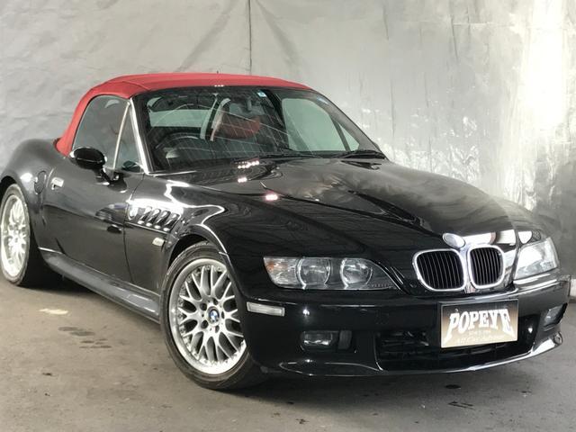 「BMW」「BMW Z3ロードスター」「オープンカー」「岡山県」の中古車4