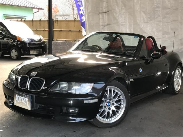 「BMW」「BMW Z3ロードスター」「オープンカー」「岡山県」の中古車6