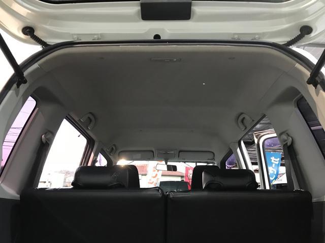 FX-Sリミテッド スズキスポーツFエアロ キーレス15インチ 黒革調シートカバー ベンチシート タイミングチェーン式 レベライザー ドアバイザー 電動格納ミラー フォグランプ(19枚目)