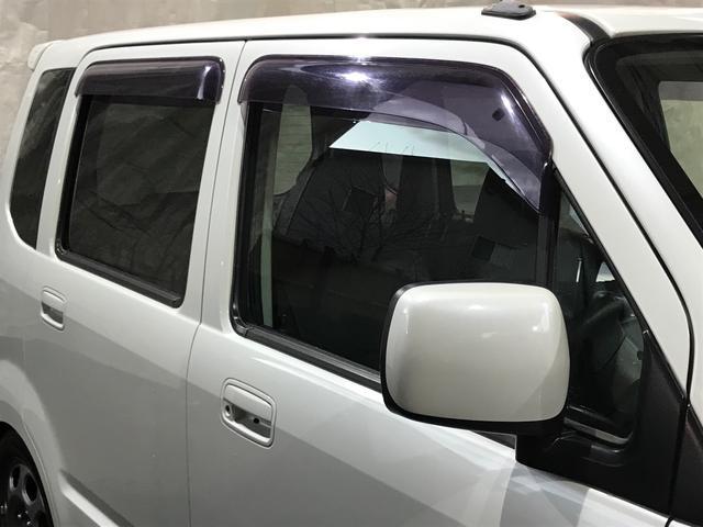 FX-Sリミテッド スズキスポーツFエアロ キーレス15インチ 黒革調シートカバー ベンチシート タイミングチェーン式 レベライザー ドアバイザー 電動格納ミラー フォグランプ(24枚目)