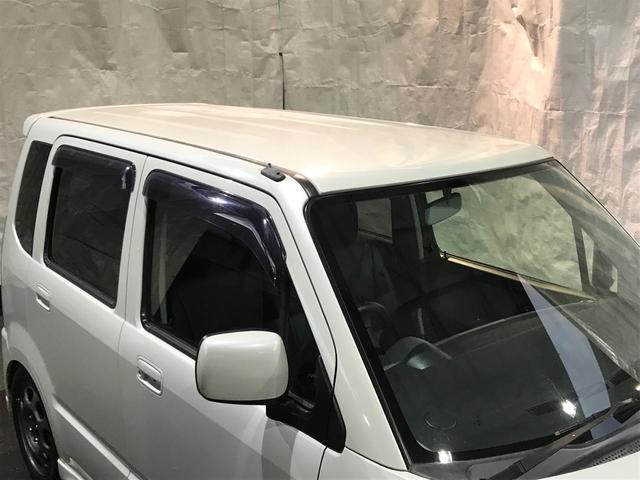 FX-Sリミテッド スズキスポーツFエアロ キーレス15インチ 黒革調シートカバー ベンチシート タイミングチェーン式 レベライザー ドアバイザー 電動格納ミラー フォグランプ(27枚目)