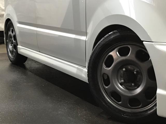 FX-Sリミテッド スズキスポーツFエアロ キーレス15インチ 黒革調シートカバー ベンチシート タイミングチェーン式 レベライザー ドアバイザー 電動格納ミラー フォグランプ(31枚目)