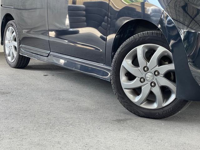 リミテッドII 社外SDナビTV Bluetooth 両側パワースライドドア スマートキー プッシュスタート シートヒーター HIDヘッドライト フォグランプ 純正14インチAW電動格納ミラー オートエアコン(5枚目)