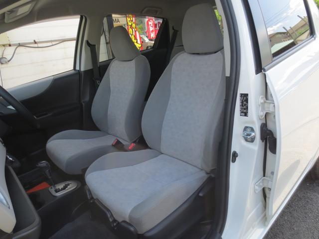 トヨタ ヴィッツ U スマートキー 純正HDDナビ 運転席シートヒーター