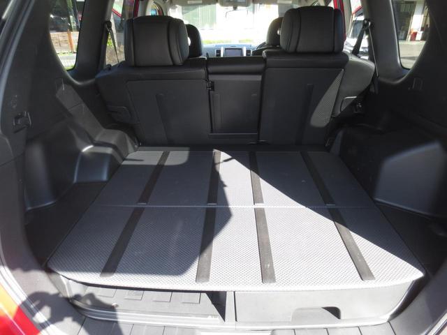 20Xtt 4WD 純正HDDナビ フルセグ地デジ ETC(14枚目)