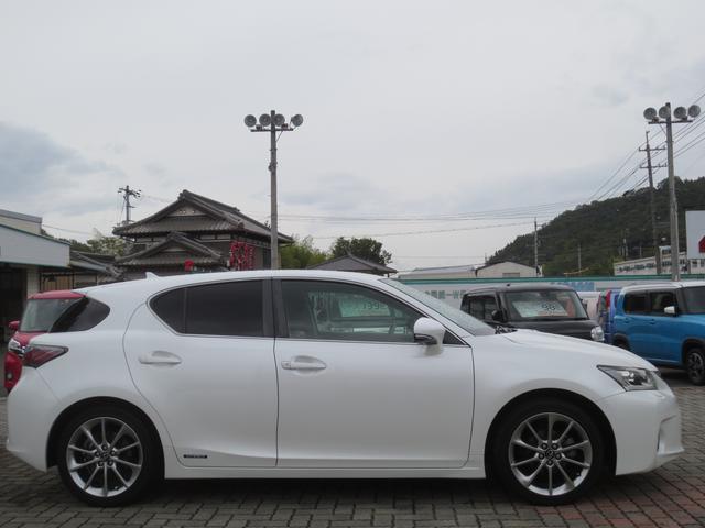 「レクサス」「CT」「コンパクトカー」「岡山県」の中古車6