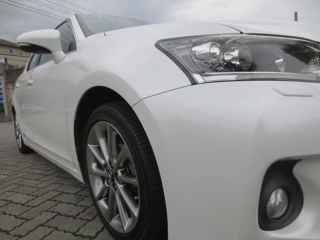 「レクサス」「CT」「コンパクトカー」「岡山県」の中古車36