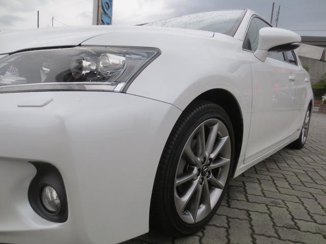 「レクサス」「CT」「コンパクトカー」「岡山県」の中古車37