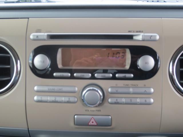 Xセレクション ワンオーナー CDステレオ スマートキー プッシュスタート シートヒーター ショコラ用14インチアルミ(12枚目)