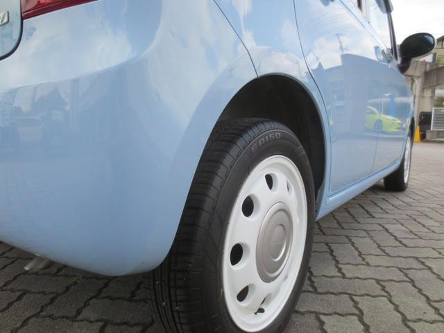 Xセレクション ワンオーナー CDステレオ スマートキー プッシュスタート シートヒーター ショコラ用14インチアルミ(34枚目)