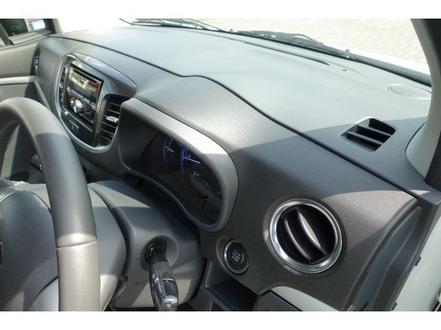 X レーダーブレーキサポート アイドリングストップ スマートキー プッシュスタート 運転席シートヒーター フォグランプ オートライト 純正CDステレオ USB入力端子 Wエアバック ABS 横滑り防止(22枚目)