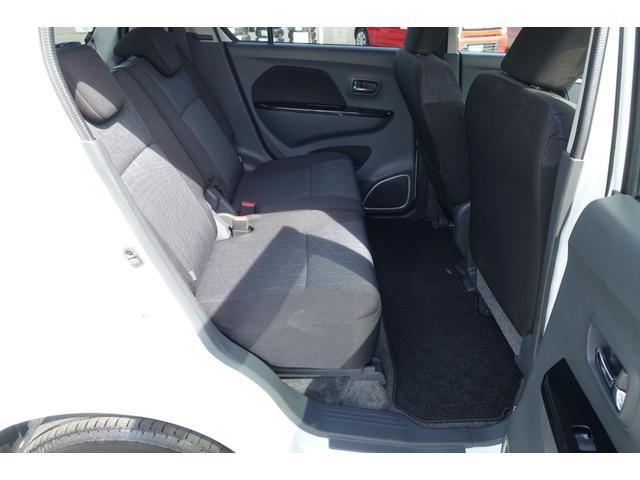X レーダーブレーキサポート アイドリングストップ スマートキー プッシュスタート 運転席シートヒーター フォグランプ オートライト 純正CDステレオ USB入力端子 Wエアバック ABS 横滑り防止(23枚目)