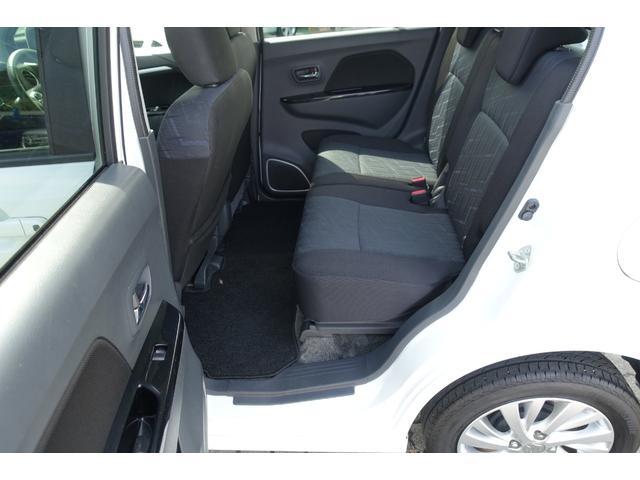 X レーダーブレーキサポート アイドリングストップ スマートキー プッシュスタート 運転席シートヒーター フォグランプ オートライト 純正CDステレオ USB入力端子 Wエアバック ABS 横滑り防止(29枚目)