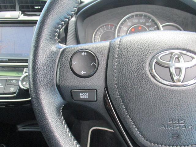 トヨタ カローラフィールダー 1.8S エアロツアラー メモリーナビ バックカメラ アルミ