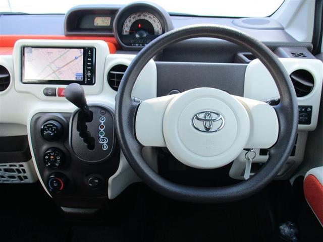 トヨタ スペイド X メモリーナビ バックカメラ ETC