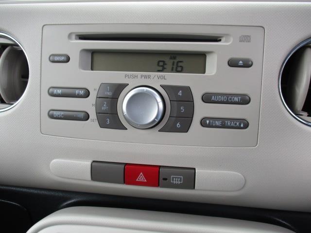 ダイハツ ミラココア ココアX CD ETC スマートキー