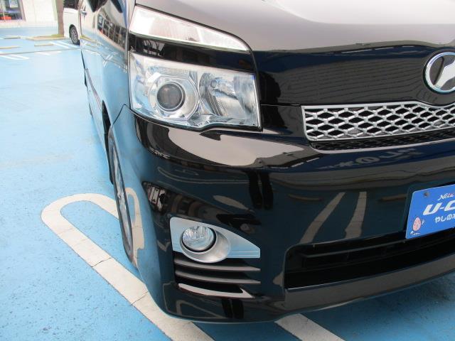 トヨタ ヴォクシー ZS 2 メモリーナビ バックカメラ アルミ