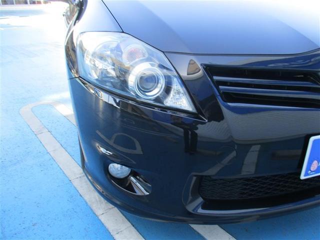 トヨタ オーリス 180G Sパッケージ メモリーナビ バックカメラ アルミ
