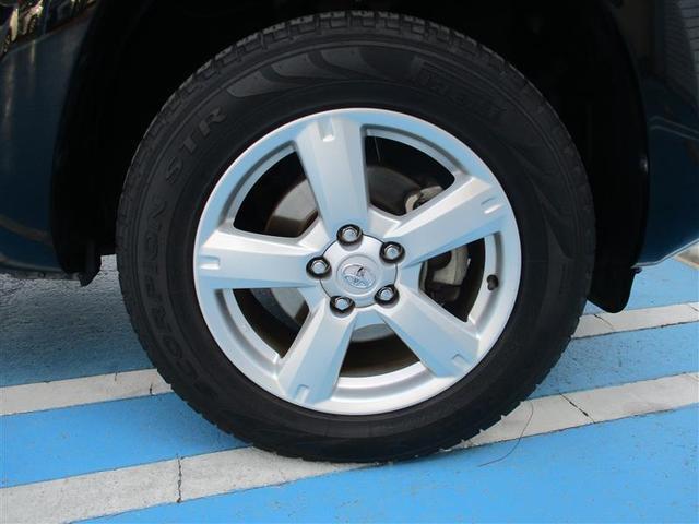 トヨタ RAV4 G HDDナビ アルミ スマートキー