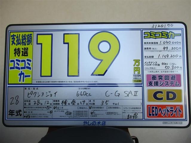 C G SAII CD アルミ スマートキー LED(15枚目)