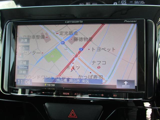カスタムX 片側電動スライドドア スマートキ- ナビ ワンセグ ETC アルミ ベンチシート(5枚目)