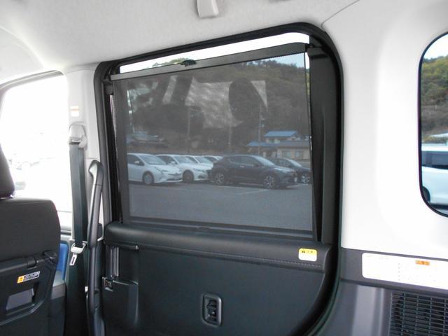 カスタムG-T 衝突被害軽減システム 両側電動スライド LEDヘッドランプ ウオークスルー ワンオーナー アイドリングストップ シ-トヒ-タ-(39枚目)