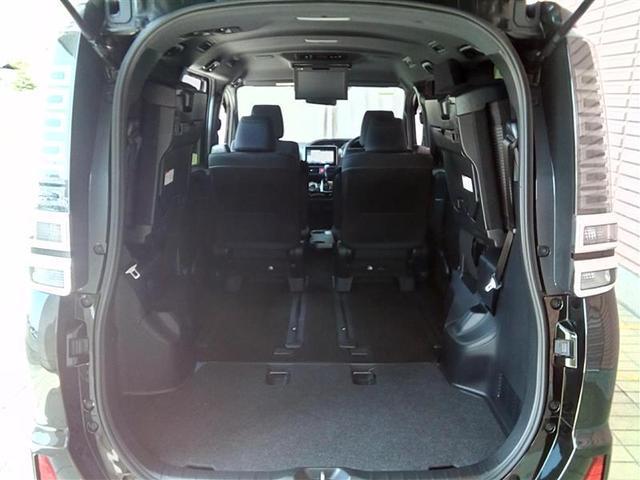 ZS 煌 フルセグ DVD再生 Bluetooth ミュージックプレイヤー接続可 後席モニター バックカメラ 衝突被害軽減システム ETC 両側電動スライド LEDヘッドランプ ウオークスルー 7人 3列シート(10枚目)