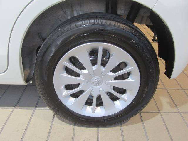 トヨタ パッソ X クツロギ メモリ-ナビ付き