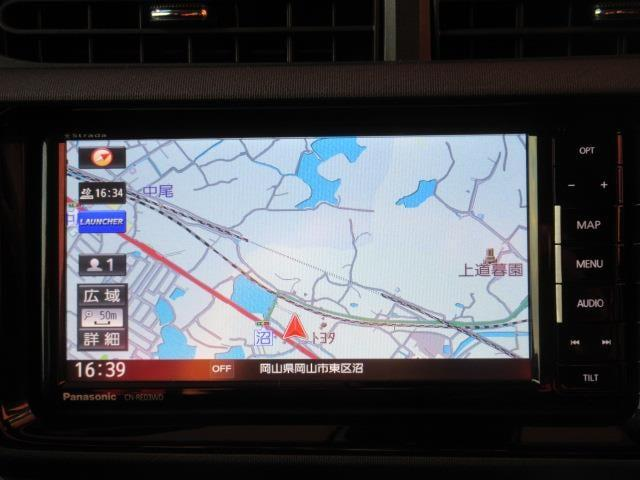 S メモリーナビ フルセグ DVD再生装置 バックモニター(12枚目)