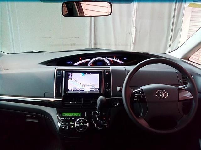 アエラス フルセグ DVD再生 Bluetooth接続機能 ミュージックプレイヤー接続可 後席モニター バックカメラ ETC 両側電動スライド HIDヘッドライト 乗車定員7人 3列シート ワンオーナー 記録簿(4枚目)