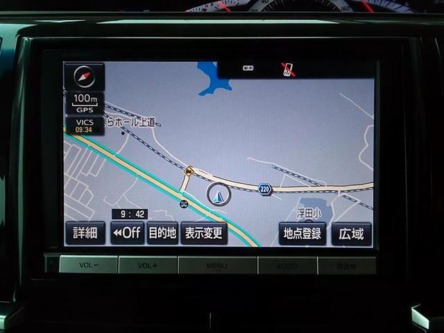 アエラス フルセグ DVD再生 Bluetooth接続機能 ミュージックプレイヤー接続可 後席モニター バックカメラ ETC 両側電動スライド HIDヘッドライト 乗車定員7人 3列シート ワンオーナー 記録簿(13枚目)