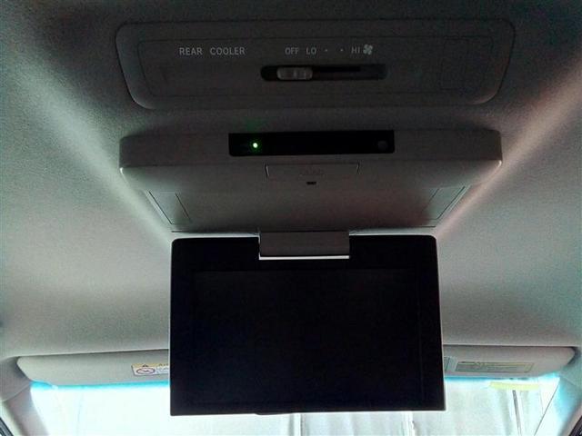 アエラス フルセグ DVD再生 Bluetooth接続機能 ミュージックプレイヤー接続可 後席モニター バックカメラ ETC 両側電動スライド HIDヘッドライト 乗車定員7人 3列シート ワンオーナー 記録簿(16枚目)