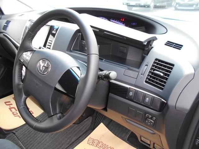 アエラス フルセグ DVD再生 Bluetooth接続機能 ミュージックプレイヤー接続可 後席モニター バックカメラ ETC 両側電動スライド HIDヘッドライト 乗車定員7人 3列シート ワンオーナー 記録簿(47枚目)