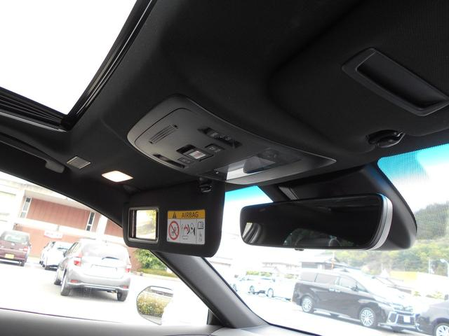 RSアドバンス サンルーフ フルセグ DVD再生 Bluetooth USB端子 ミュージックプレイヤー接続可 AC100V/100W バックカメラ 衝突被害軽減システム ETC LEDヘッドランプ ワンオーナー(50枚目)