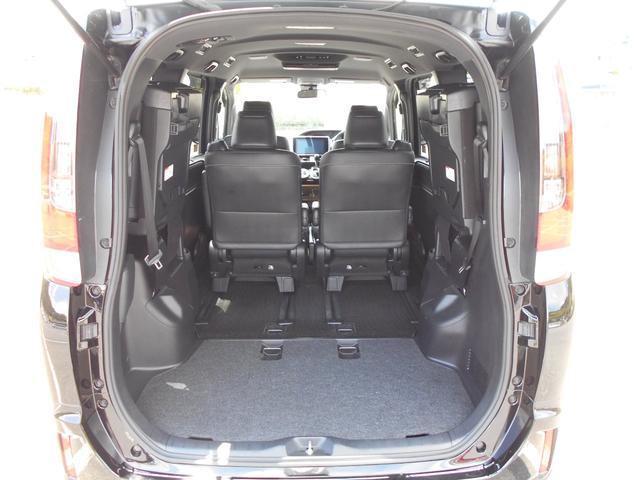 Gi ブラックテーラード フルセグ メモリーナビ DVD再生 Bluetooth ミュージックプレイヤー接続 後席モニター バックカメラ 衝突被害軽減システム ETC 両側電動スライド LEDヘッドランプ ウオークスルー 7人(33枚目)