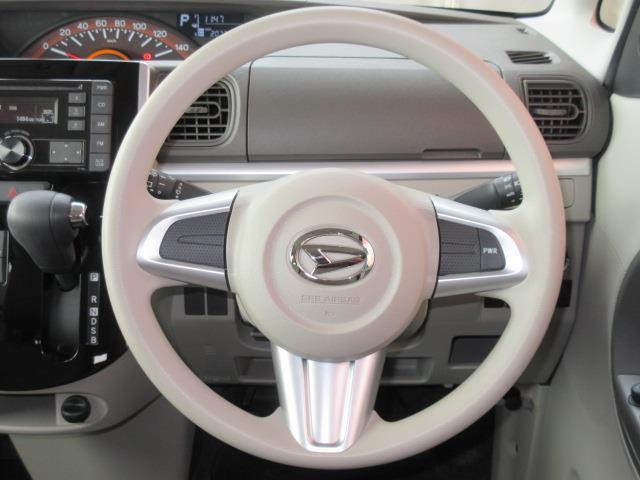ドライブが楽しくなる、操作しやすい運転席廻り!