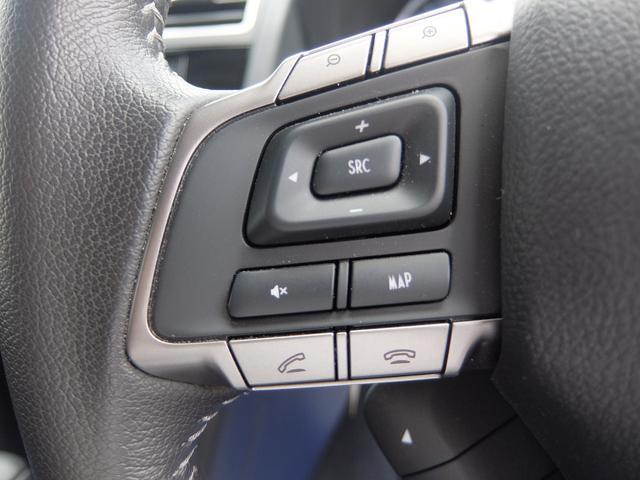 ステアリングオーディオリモコン・手元でオーディオ操作ができます♪ドライブをより快適にアシストします。