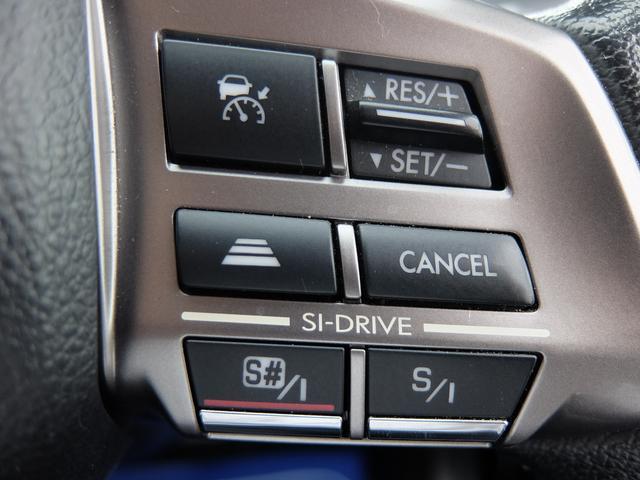 全車速追従機能付クルーズコントロール機能☆ステアリング内に操作スイッチがあるので運転に集中できます!
