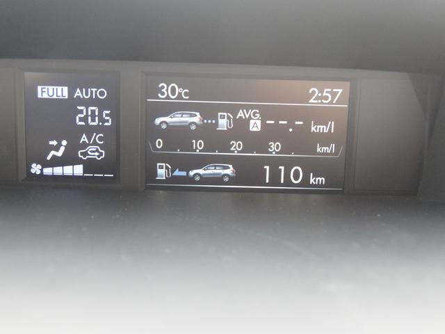 マルチファンクションディスプレイ☆先進安全機能の動作状況、各種の燃費情報など、車両のさまざまな情報をディスプレイに表示します★