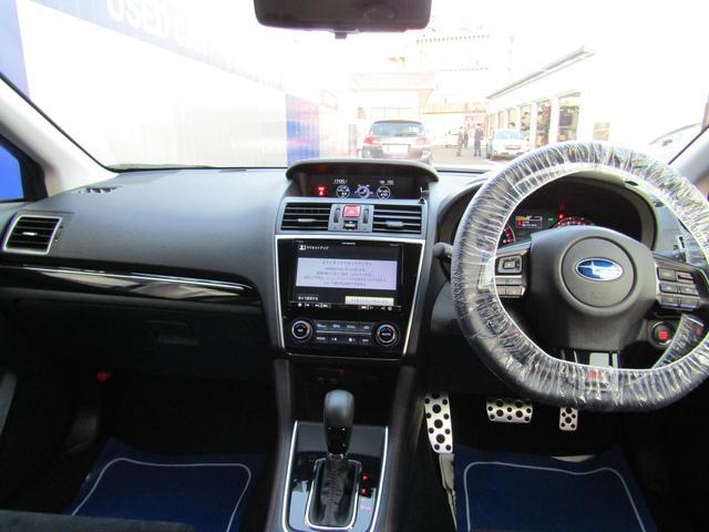 スバル認定中古車では、より快適に乗っていただく為に全車に【まごころクリーニング】を実施しております☆
