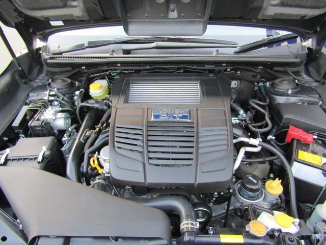 小排気量のエンジンに直噴ターボを組み合わせた1.6LインテリジェントDIT搭載☆