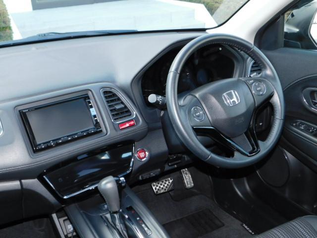 ホンダ ヴェゼル S LEDヘッドライト ナビ 地デジ リアカメラ