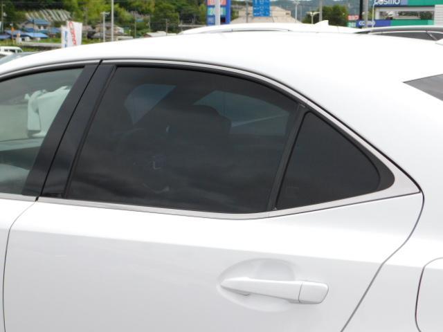 「レクサス」「IS」「セダン」「岡山県」の中古車47