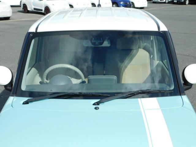 X 禁煙車 ディスチャージヘッドライト オートライト スマートキー 電動格納リモコンドアミラー ベンチシート 運転席シートヒーター メモリーナビ地デジ ブルートゥース 全方位モニター ドアバイザー ETC(25枚目)